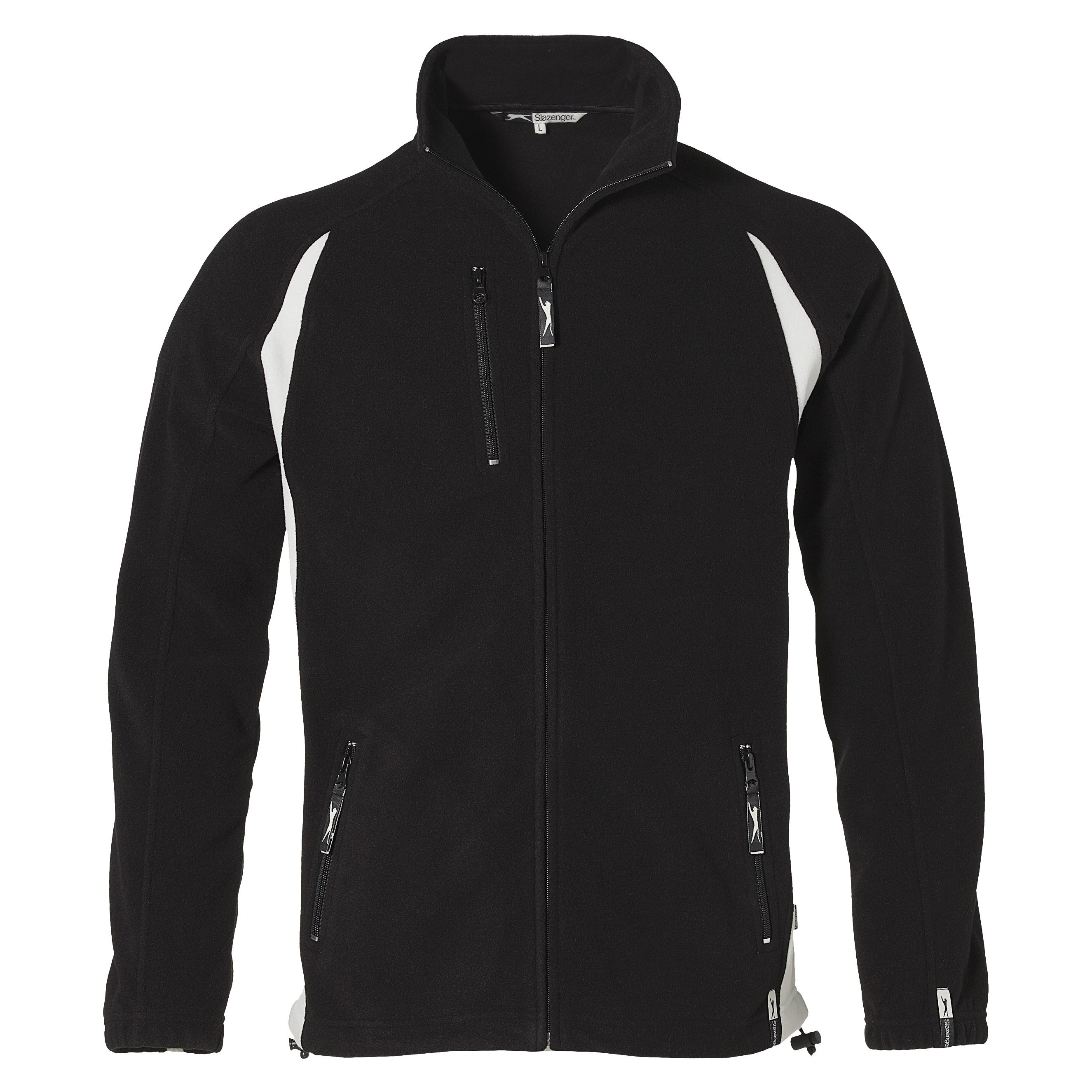 Mens Apex Micro Fleece Jacket - Black Only