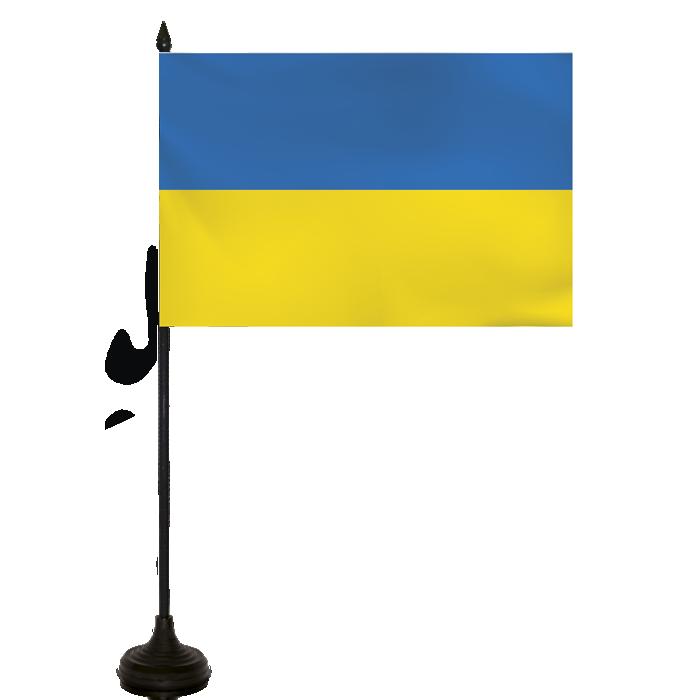 Desk Flag - Ukraine Flag