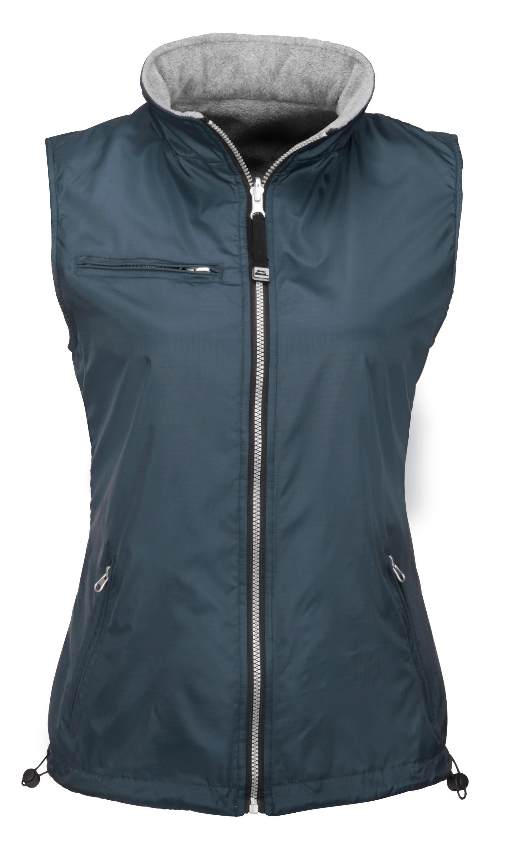 Ladies Reversible Fusion Bodywarmer - Navy Only