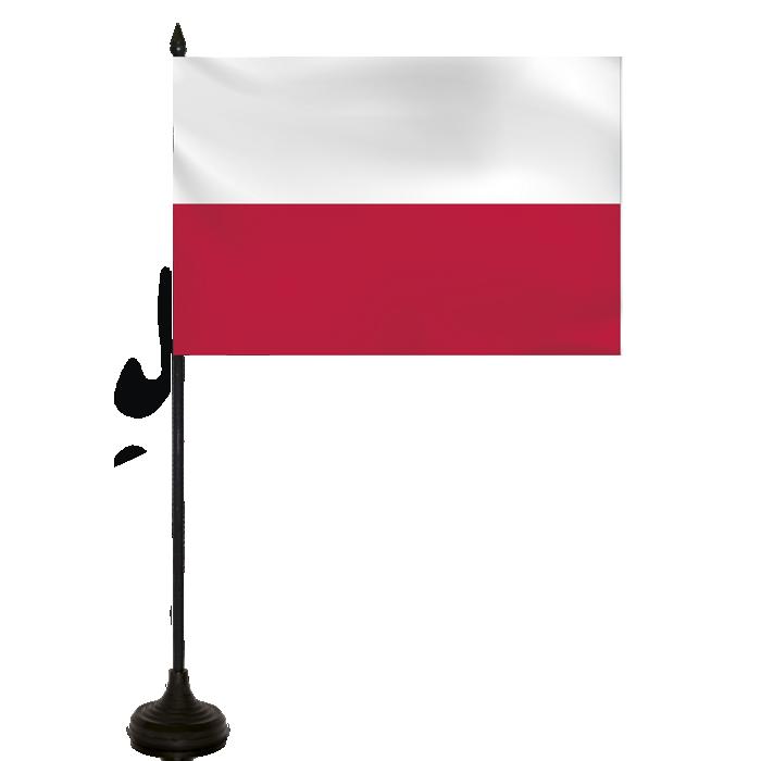 Desk Flag - Poland Flag