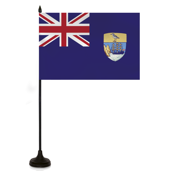 Desk Flag - St. Helena Flag
