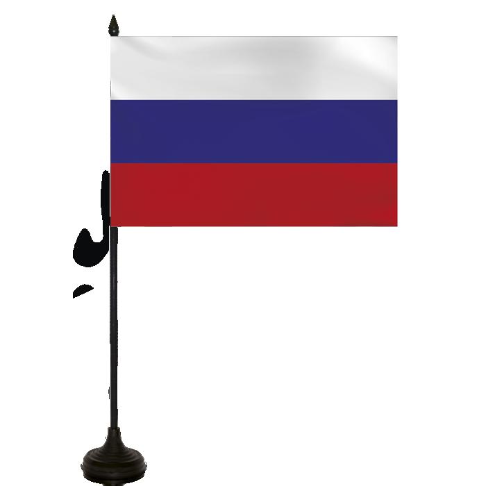 Desk Flag - Russia Flag