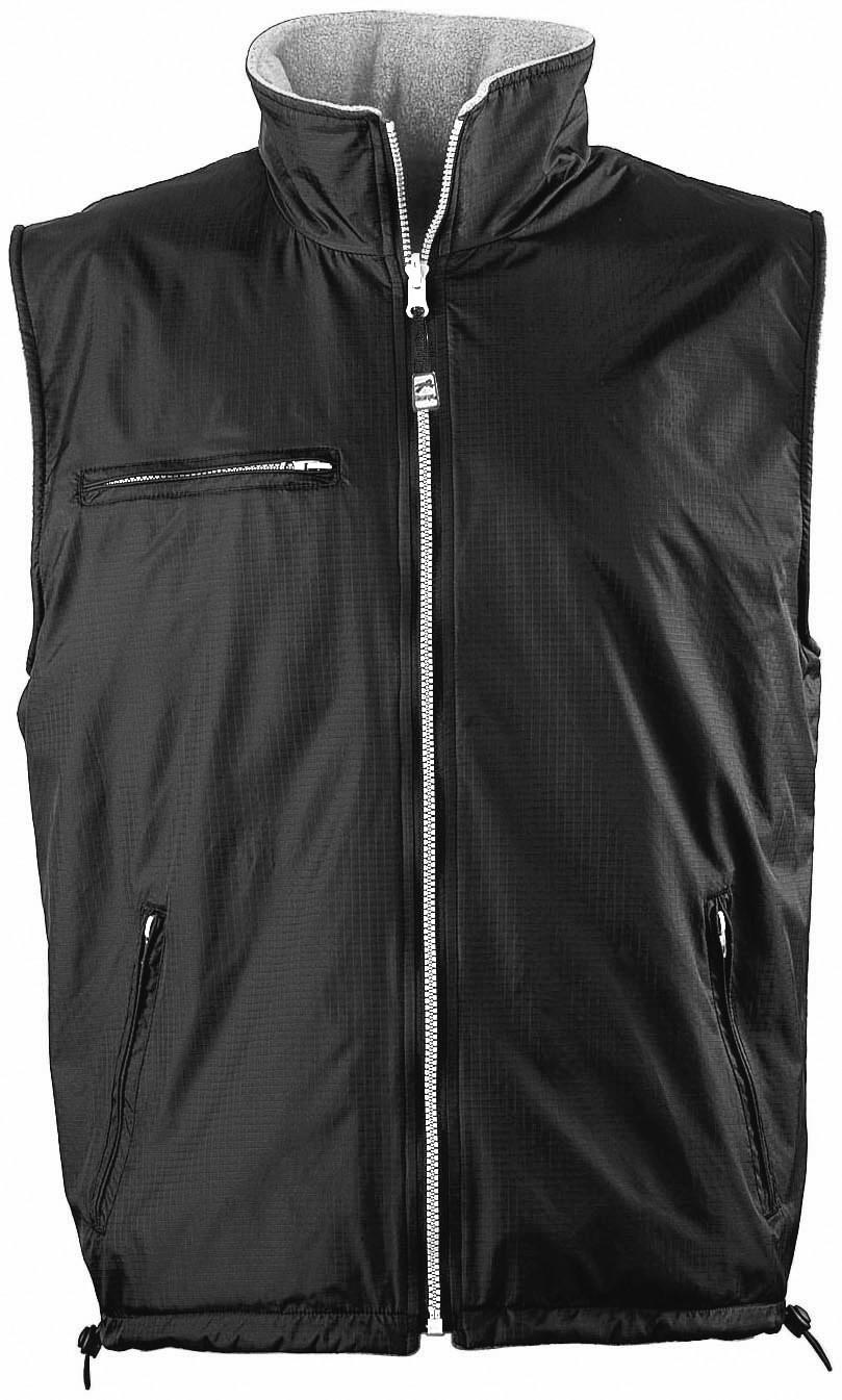 Mens Reversible Fusion Bodywarmer - Black Only