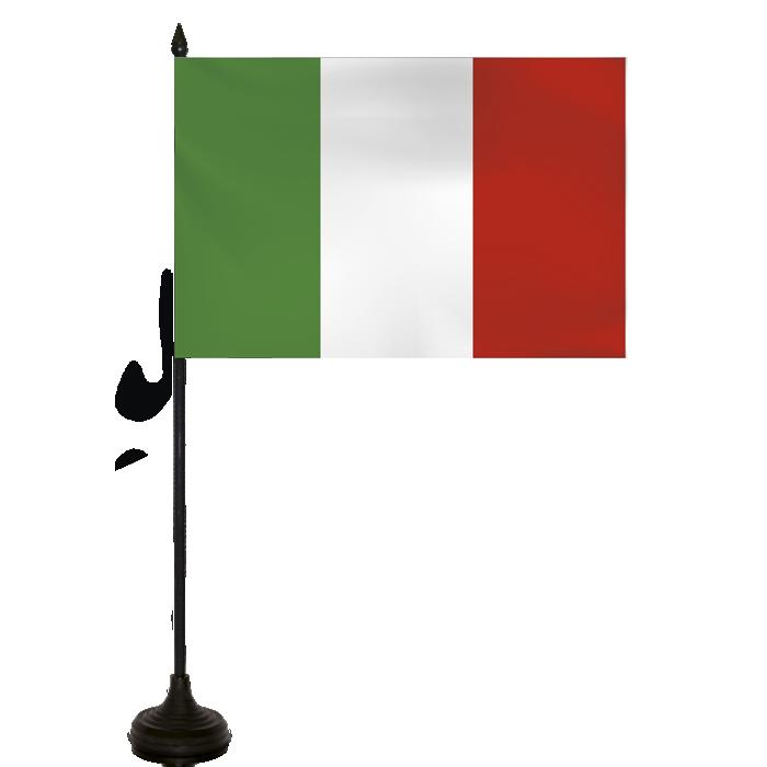 Desk Flag - Italy Flag