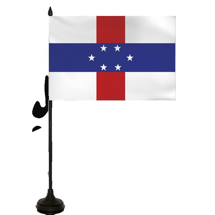 Desk Flag - Nether. Antilles Flag