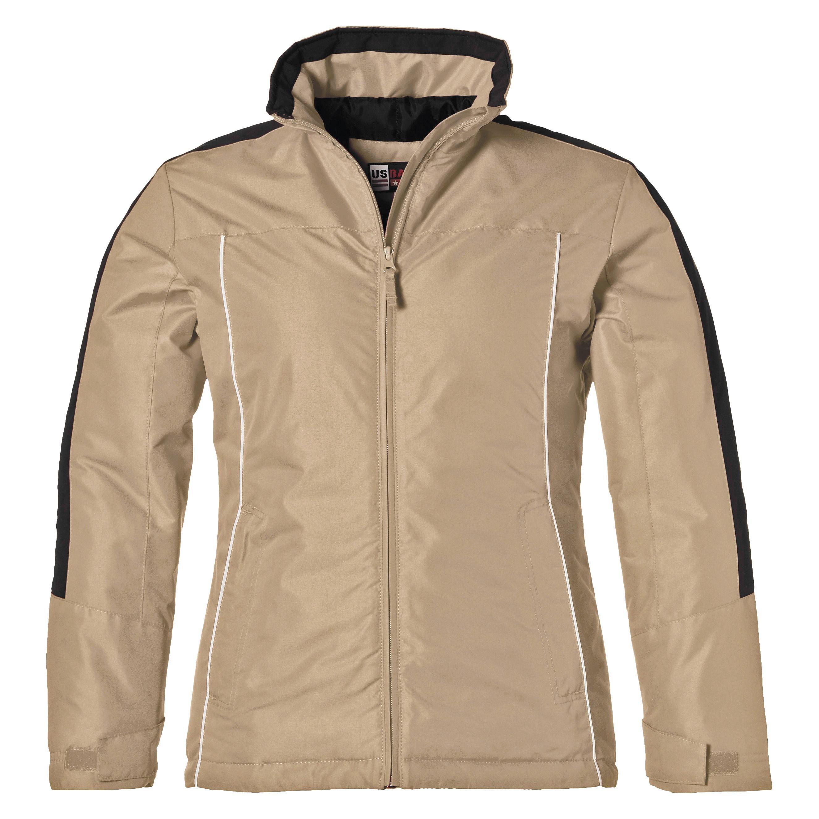 Ladies Calibri Winter Jacket - Khaki Only