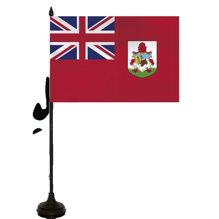 Desk Flag - Bermuda Flag