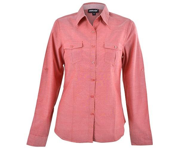Ruby Blouse - Red Only