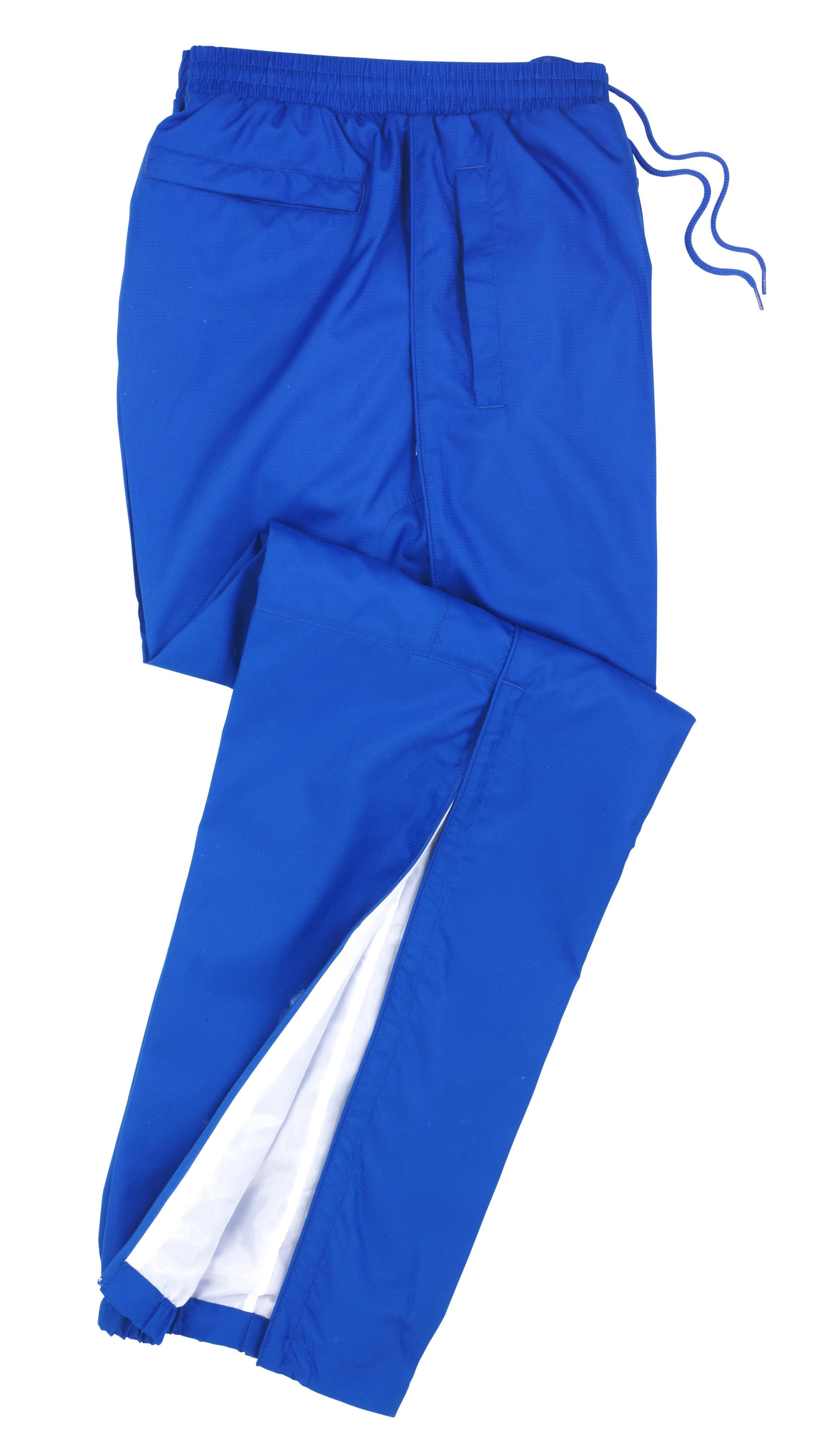 Flash Unisex Track Bottoms - Royal Blue Only