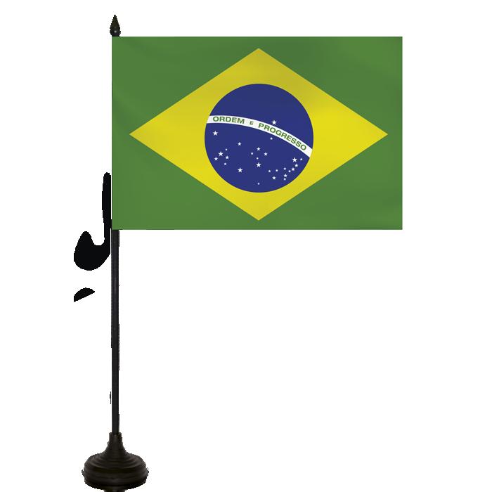 Desk Flag - Brazil Flag