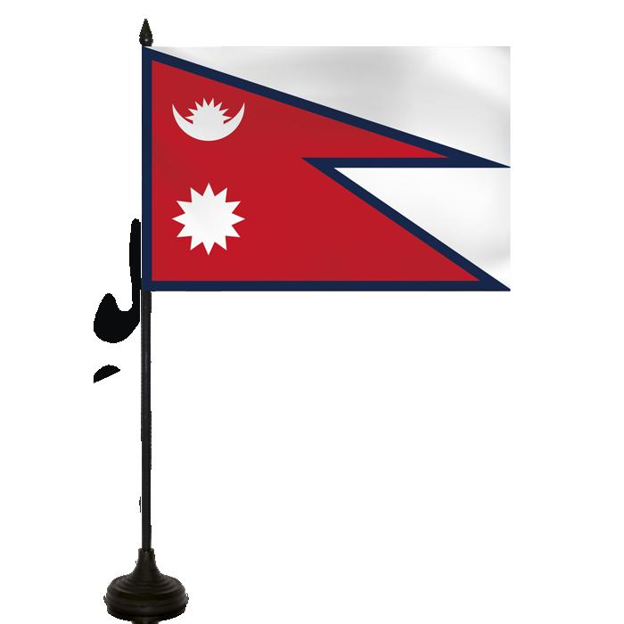 Desk Flag - Nepal Flag