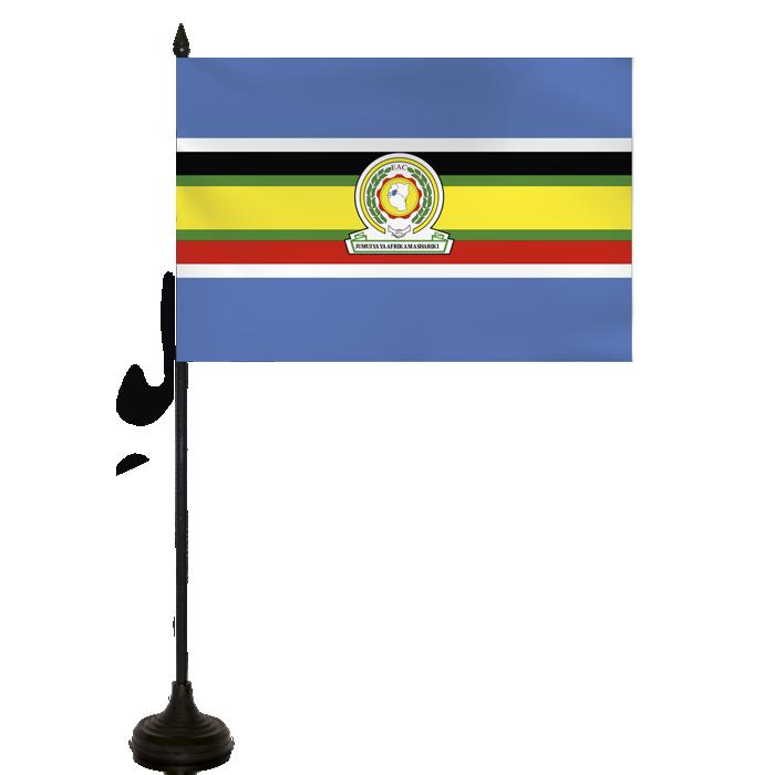 Desk Flag - East Africa Comm. Flag