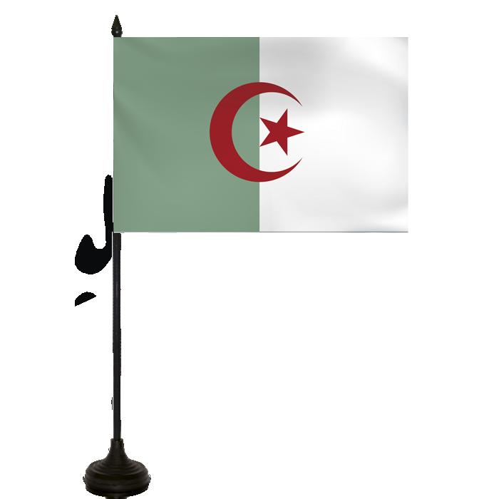 Desk Flag - Algeria Flag