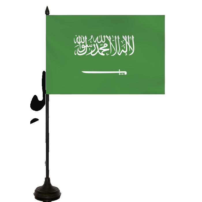 Desk Flag - Saudi Arabia Flag