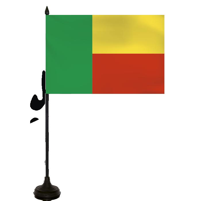 Desk Flag - Benin Flag