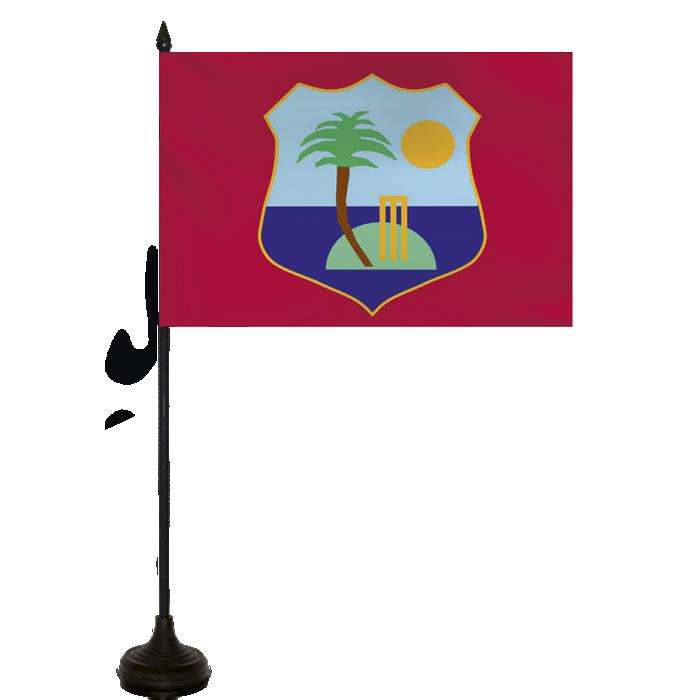 Desk Flag - West Indies Flag