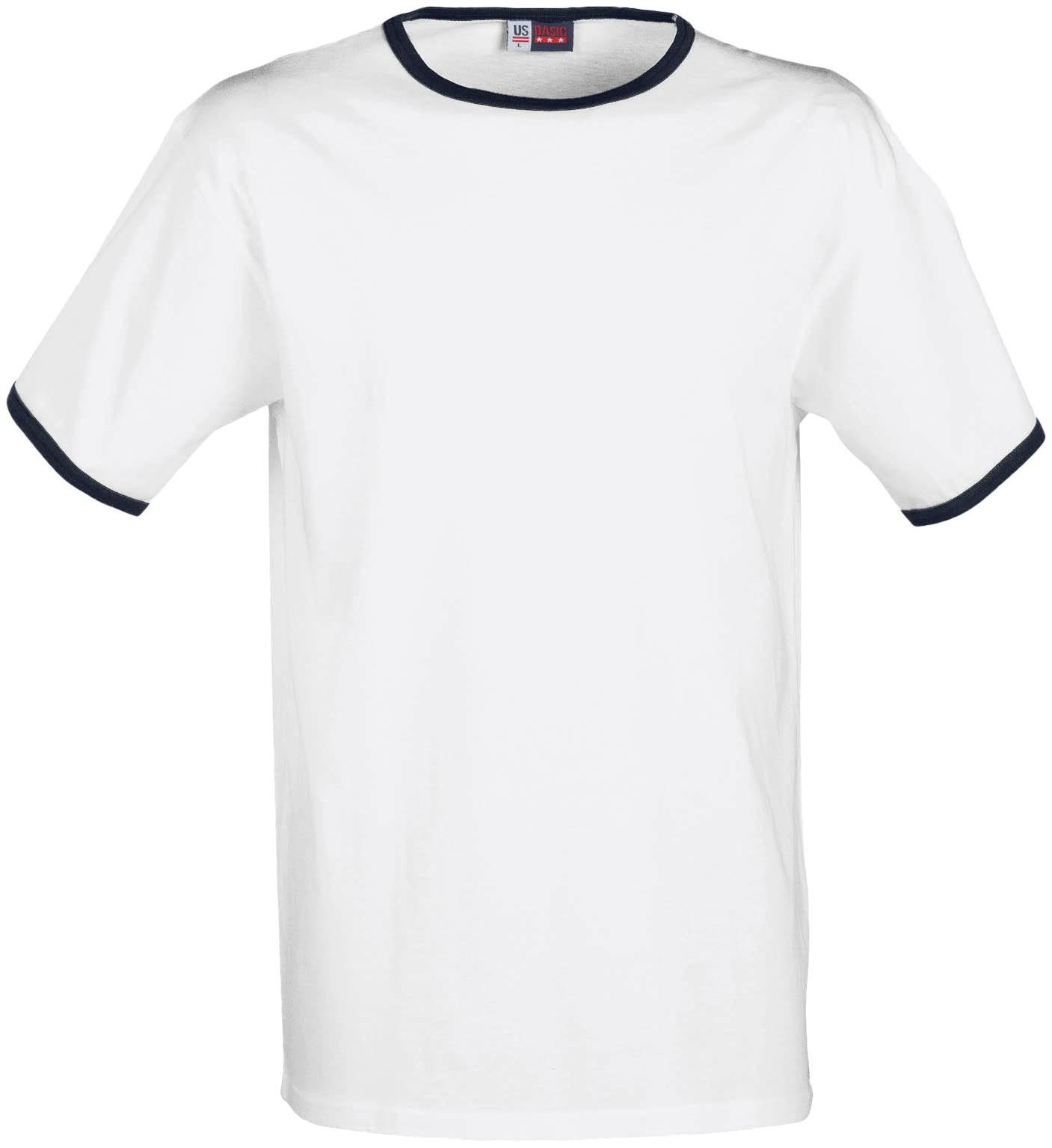 Mens Adelaide Contrast T-shirt - Wn Only