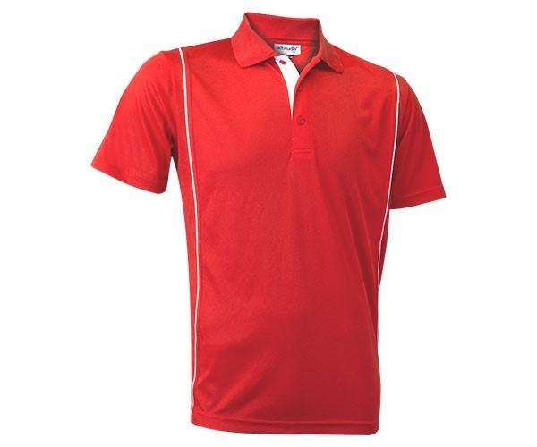 Mens Hartford Golf Shirt - Red Only