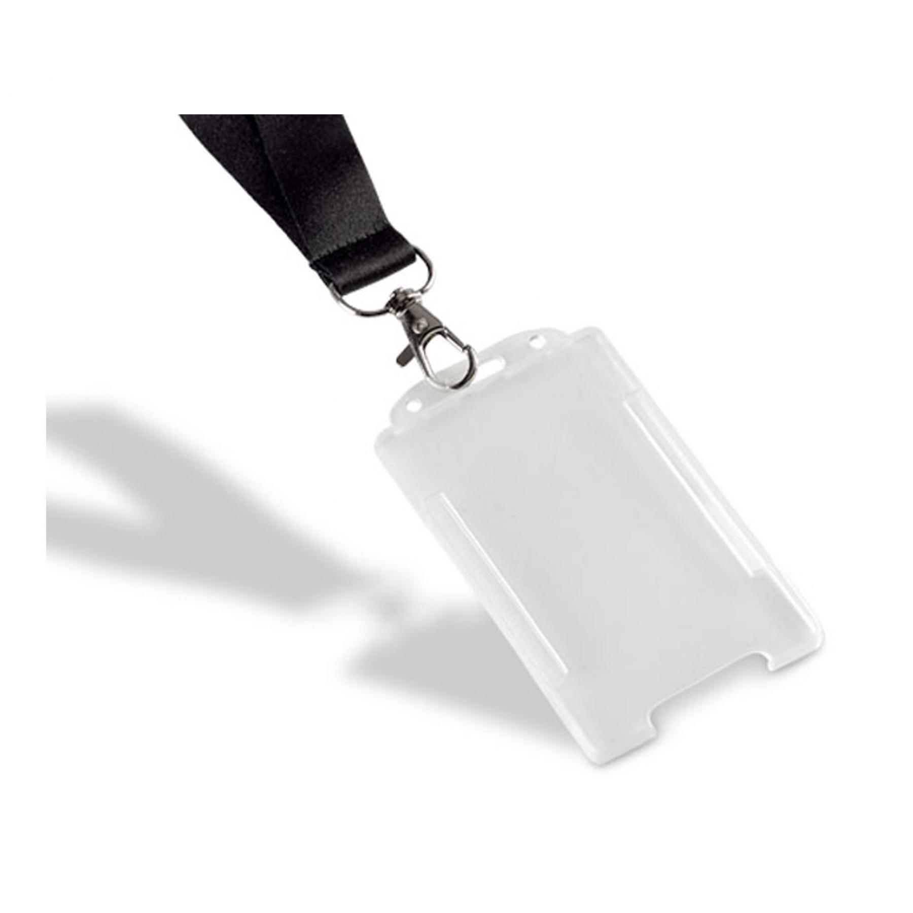Troop Portrait Lanyard Card Holder