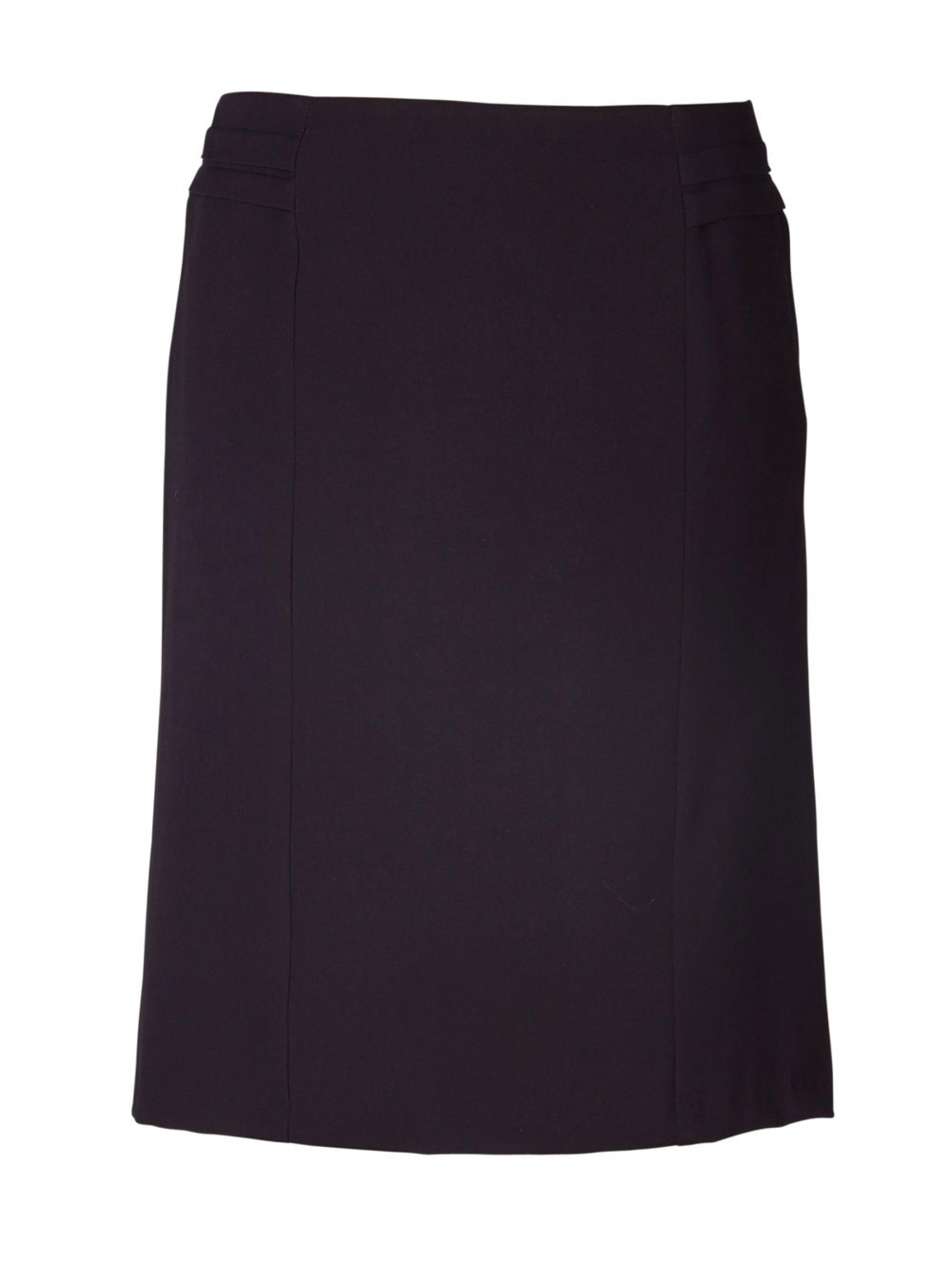 Sonya 505 Pencil Skirt - Black