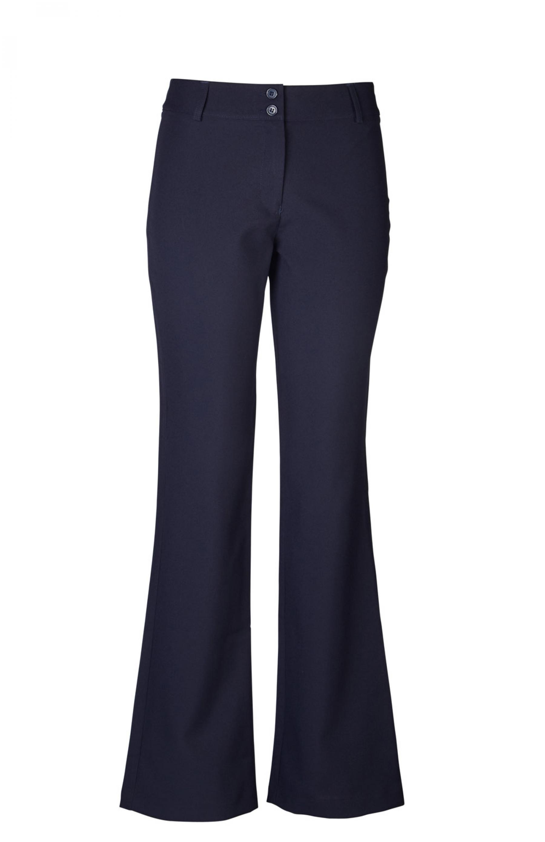 Beverly Bootleg Slacks - Navy