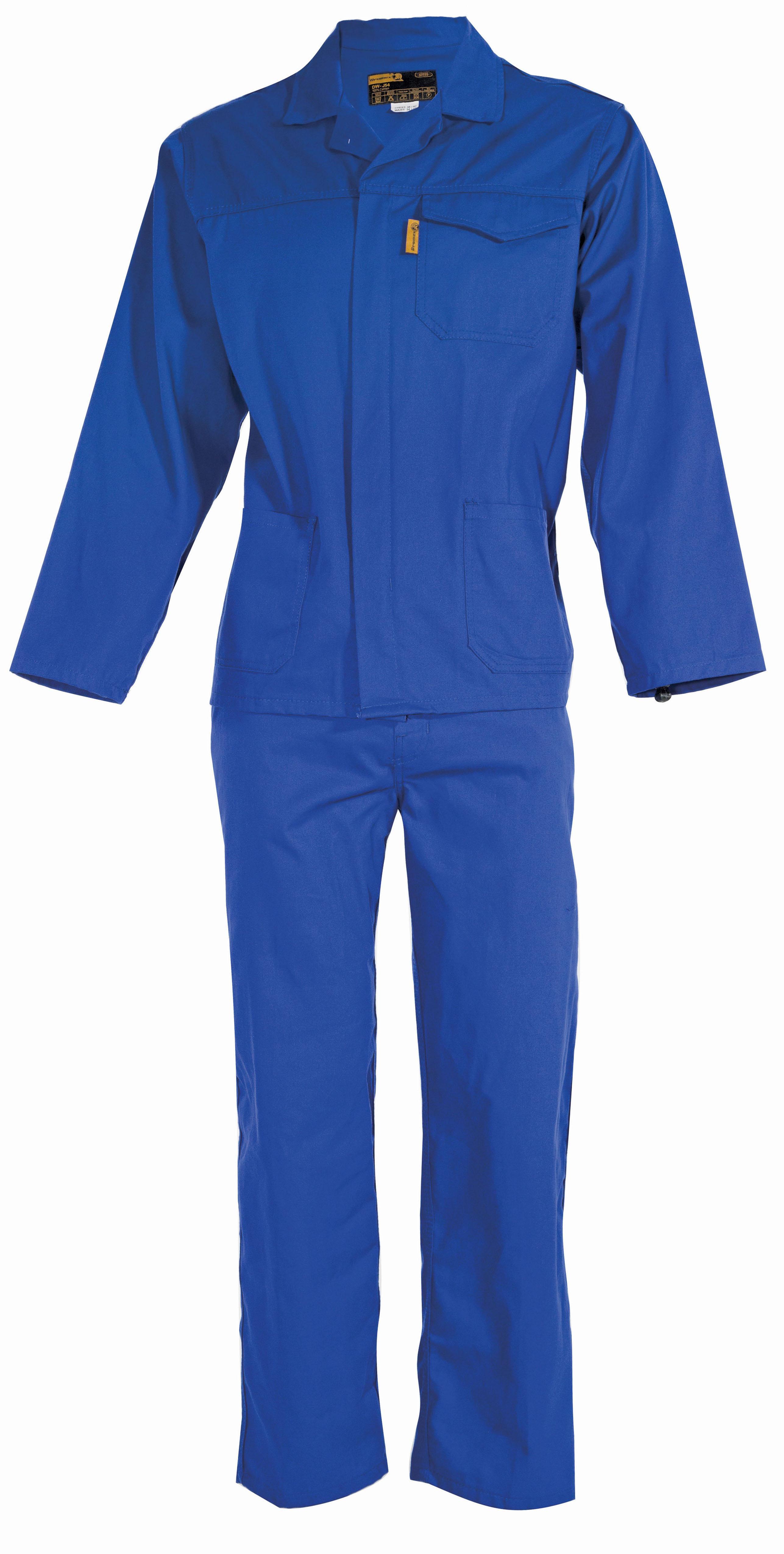 J54 Conti Suits, Royal Blue, Size 58