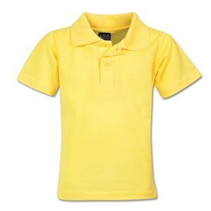Youth Classic Pique Knit Polo (ages) - Alternative Stock (end Of Range) - Only Sample Orders Will Be Accepted As Returns
