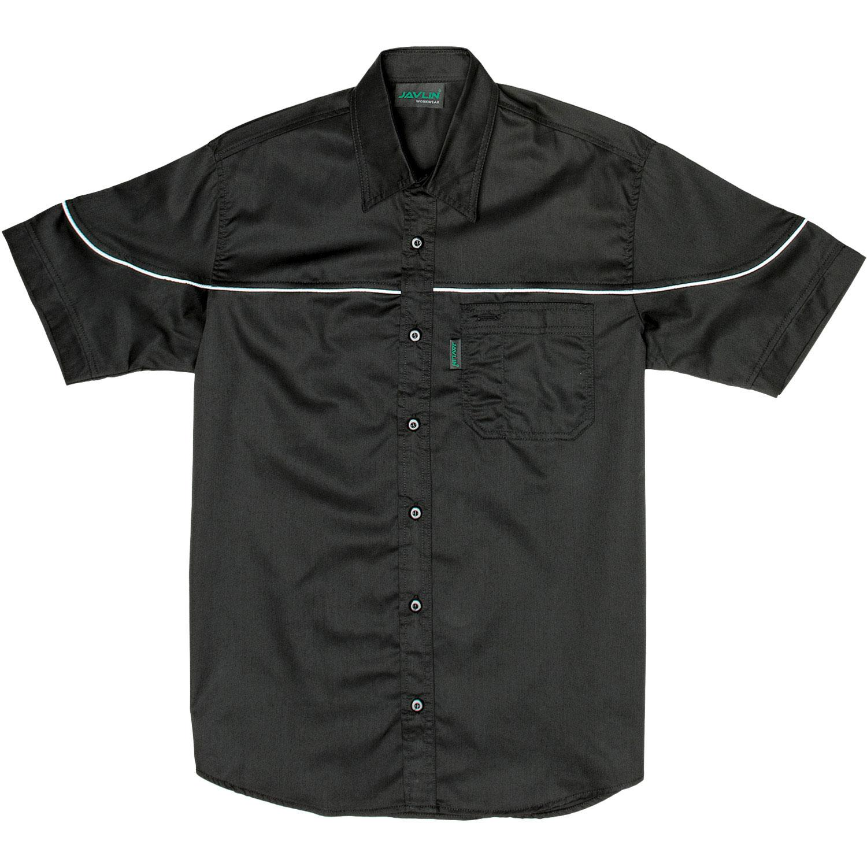 Black / Navy Racing Shirt
