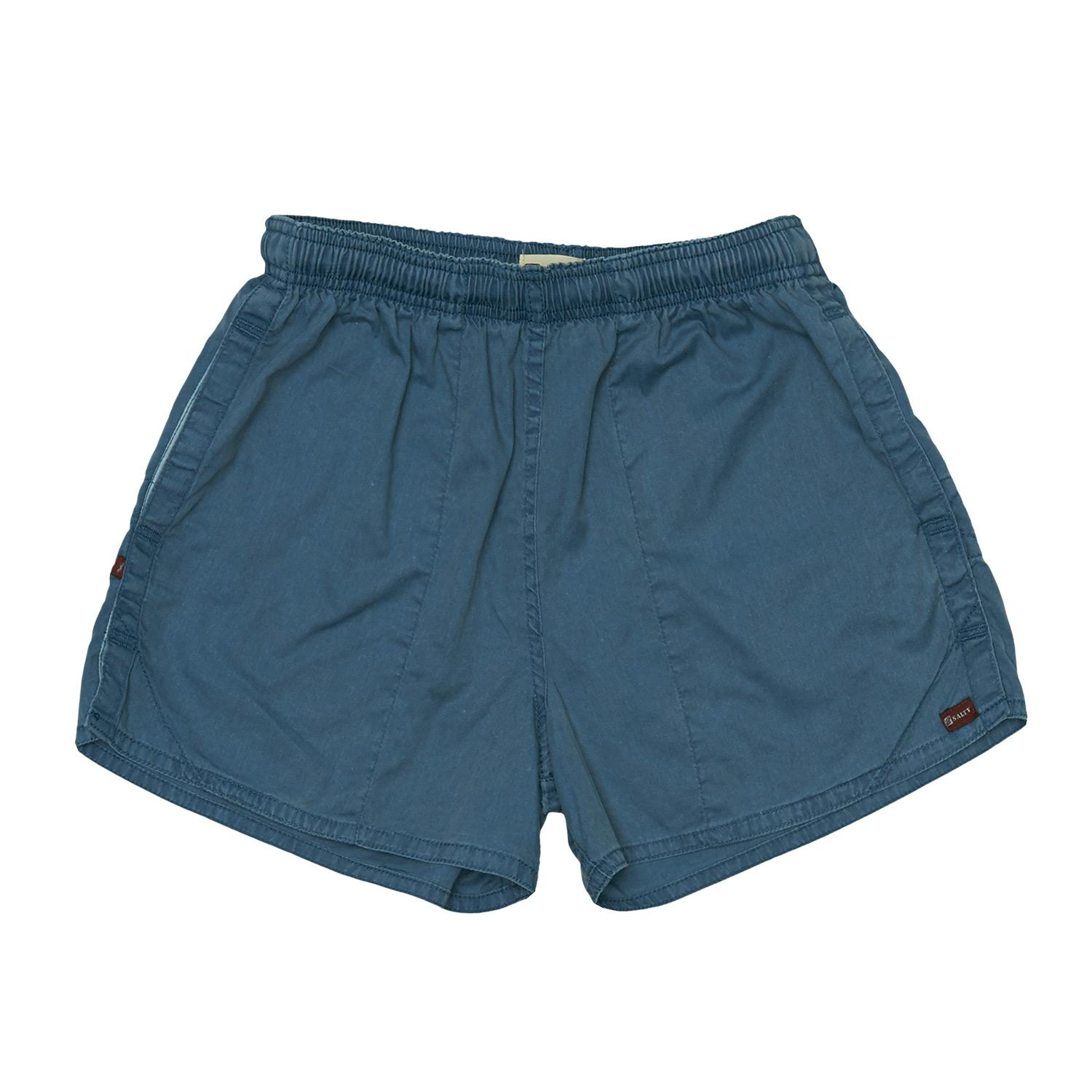 Salty Boys Cotton Rugby Shorts Navy/black/bottlegreen/white/olive/khaki/ablue/stone