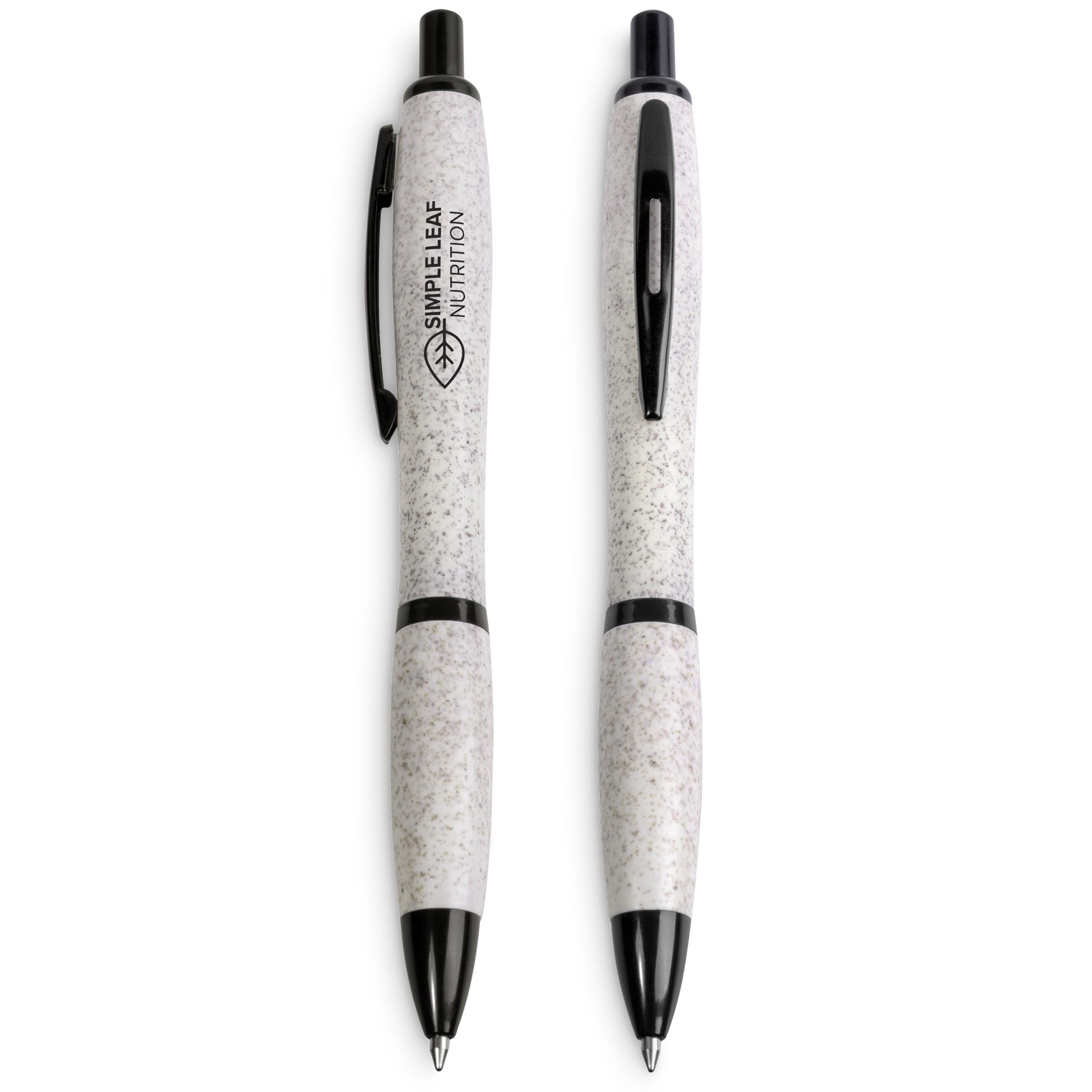 Okiyo Vinca Wheat Straw Ball Pen