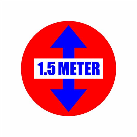 Floor Markers (30cm X 30cm) Design 2