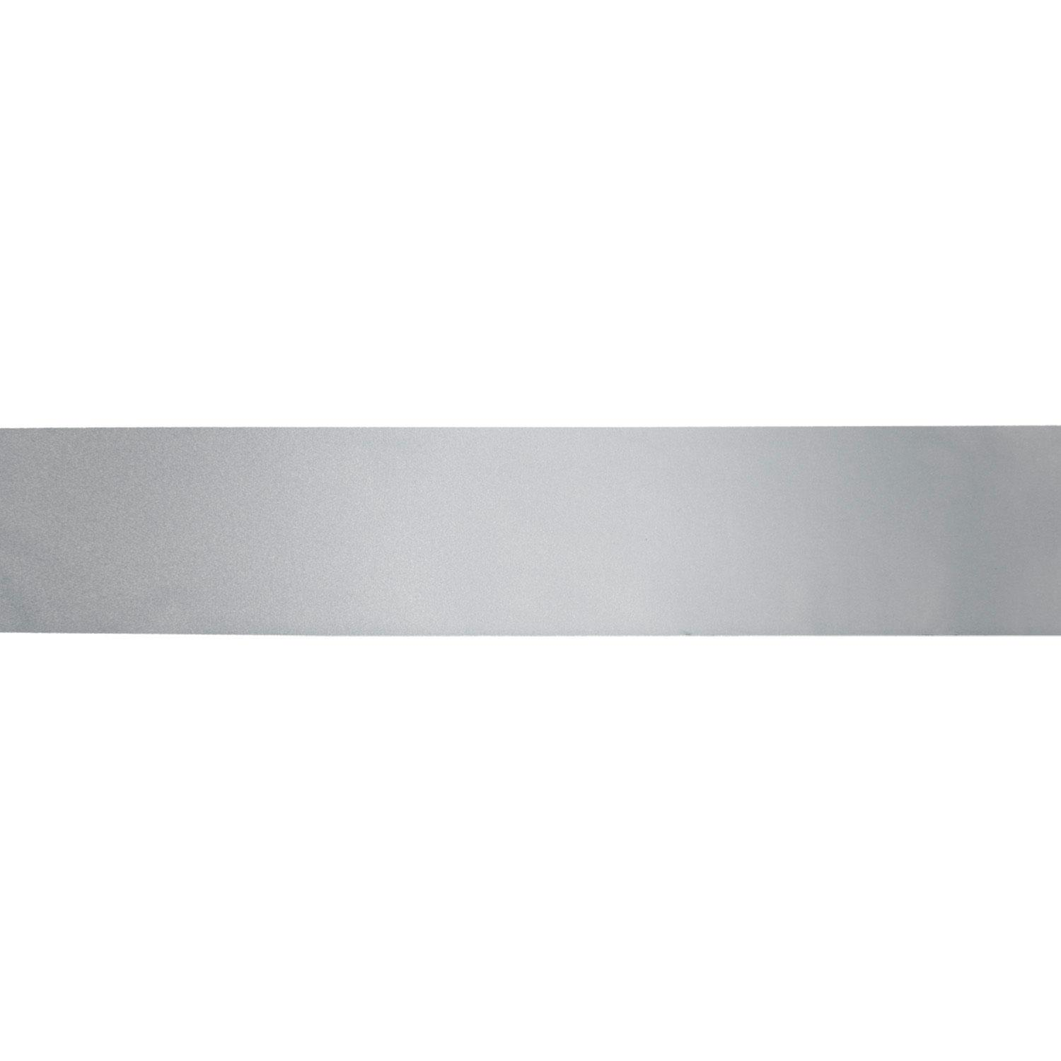50mm Flame Retardent Silver Reflective Tape