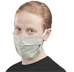 FACE MASKS & SHIELDS | Eva & Elm Adults Cotton Face Mask - Single - Stone Only - 1