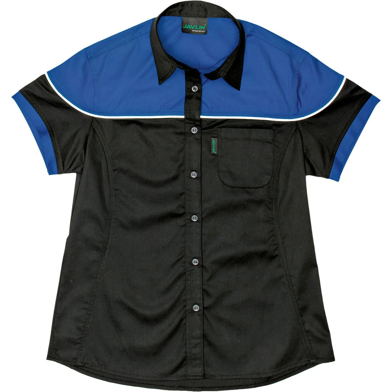 Womens Black & Red / Black & Royal / Navy & Lime / Navy & Orange Racing Shirt