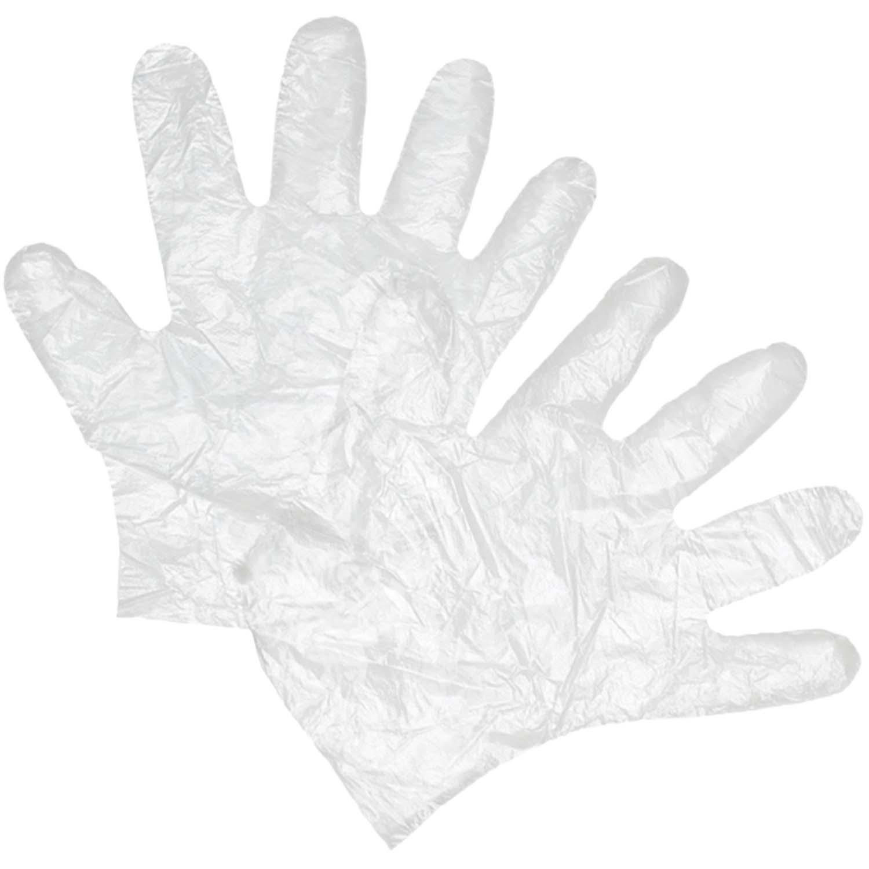 Disposable Gloves Deli Plastic