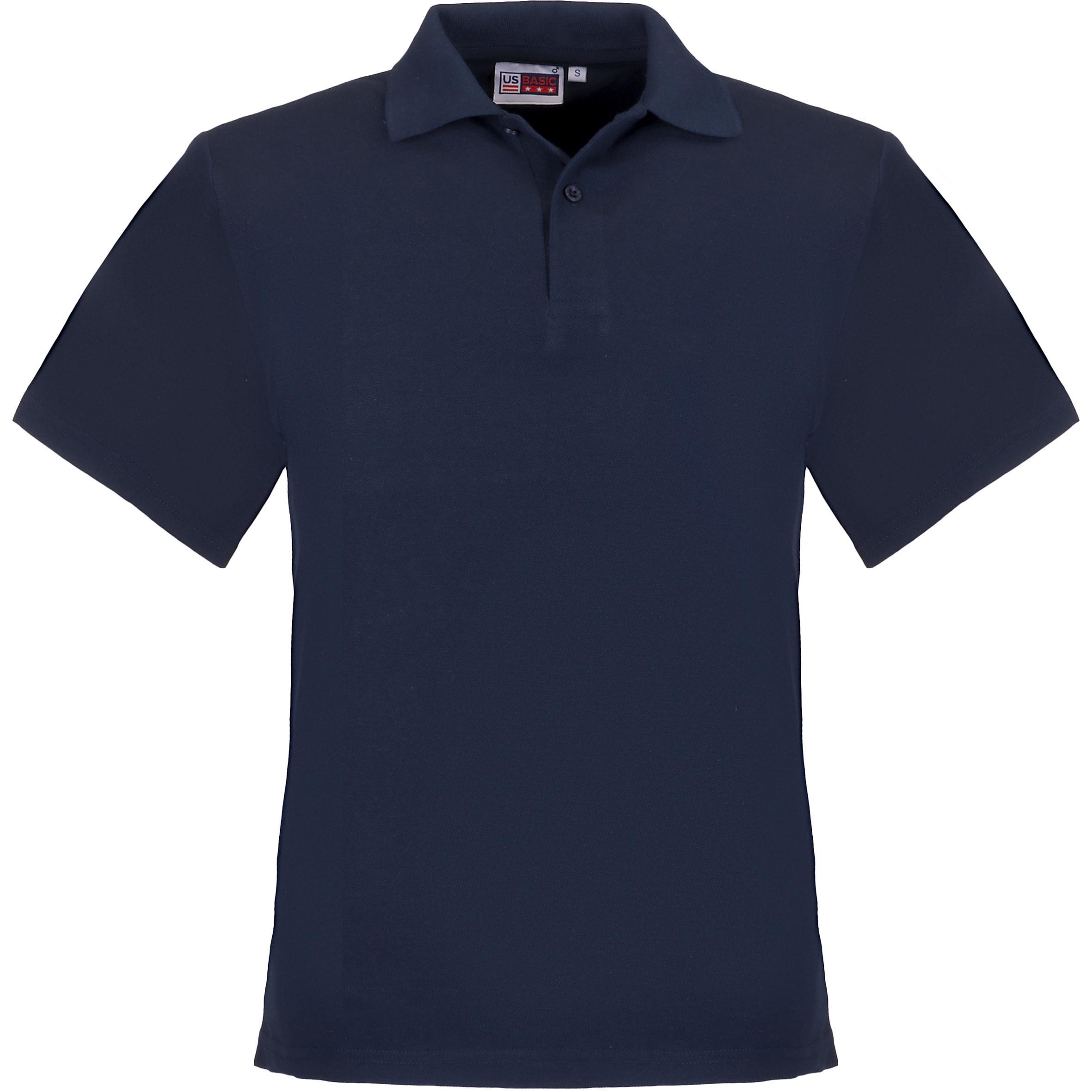 Kids Elemental Golf Shirt - Navy Only