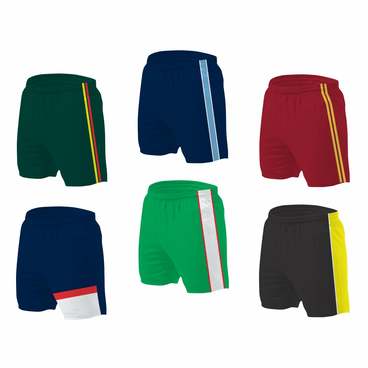 Panelled Baggy Short Micro Active Junior
