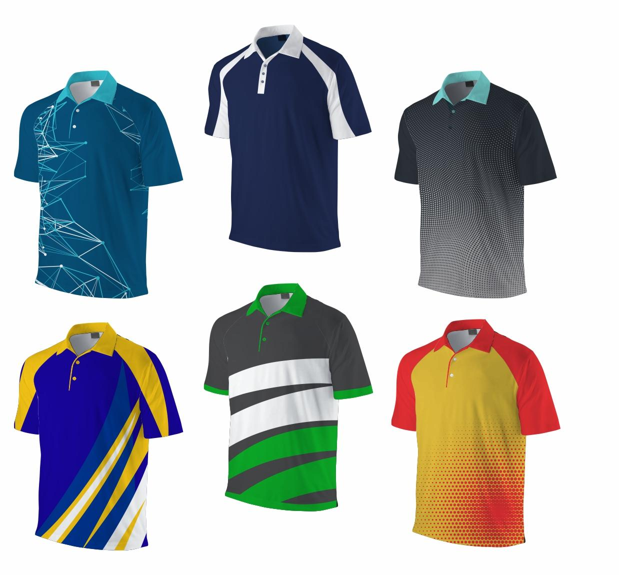 Sublimated Golf Shirt Prolite Junior