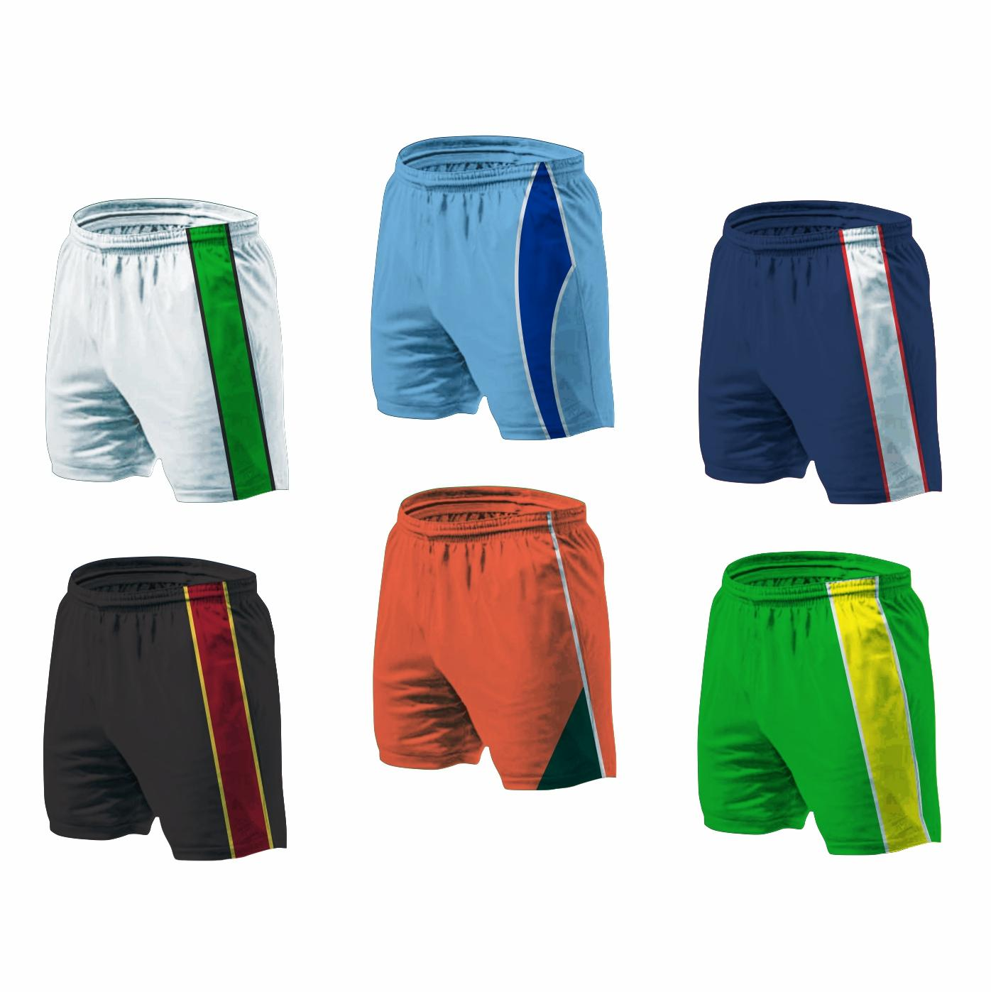 Panelled Baggy Short Micro Active Senior