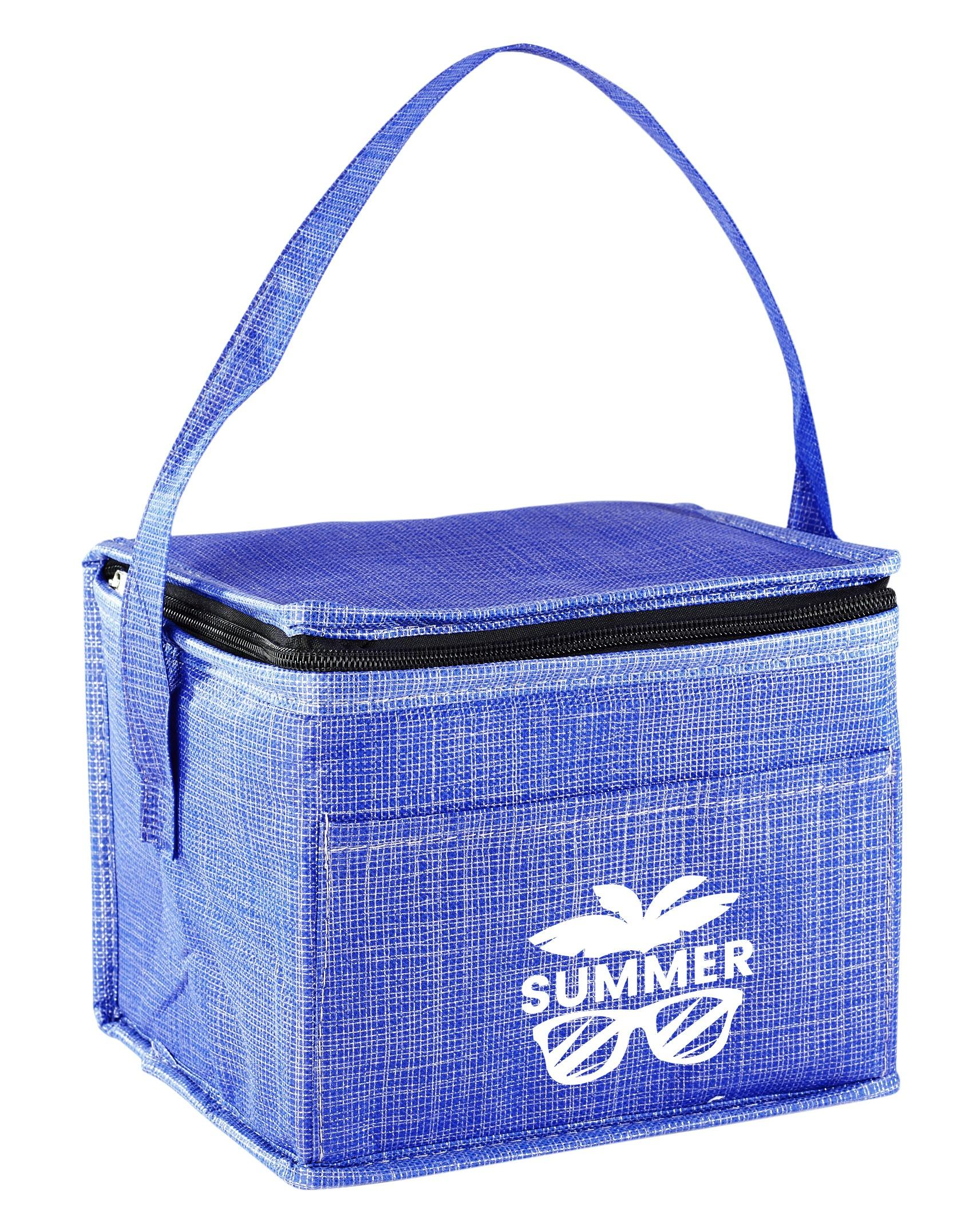 Synchro 6-can Cooler - Blue Only