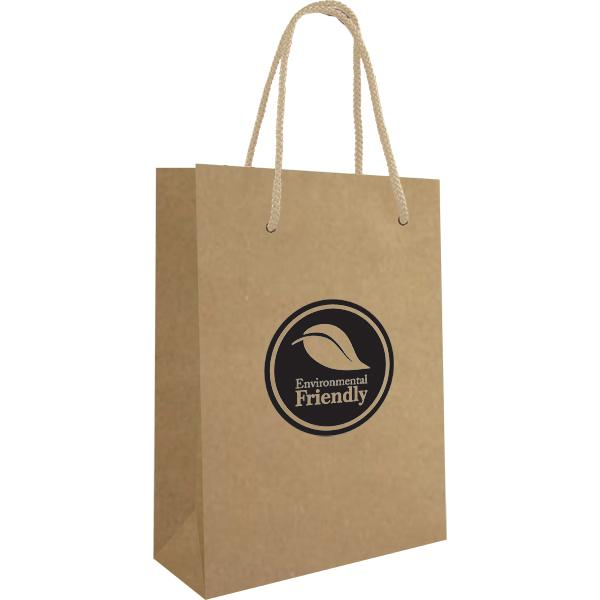 Eco Friendly Gift Bag With 1 Col