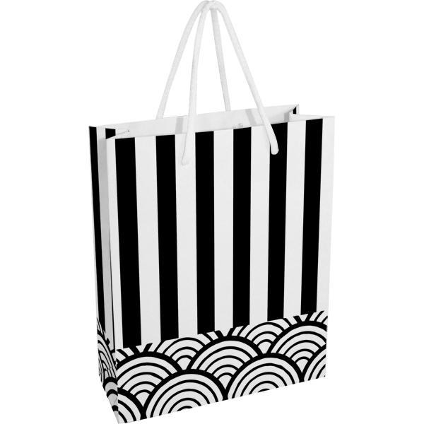 Stripes Gift Bag
