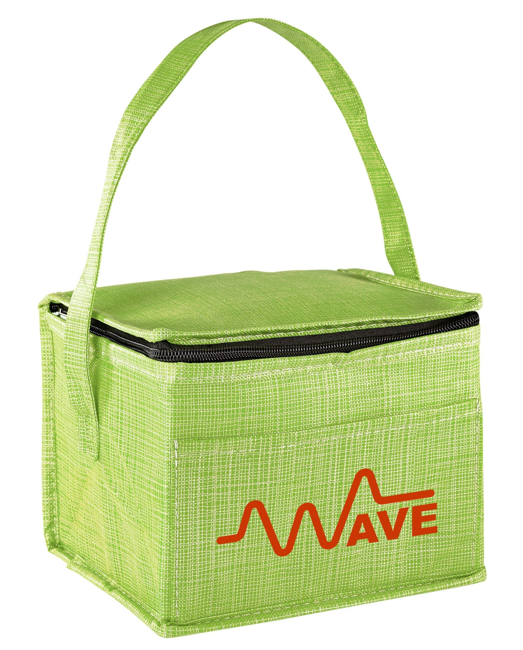 Synchro 6-can Cooler - Lime Only