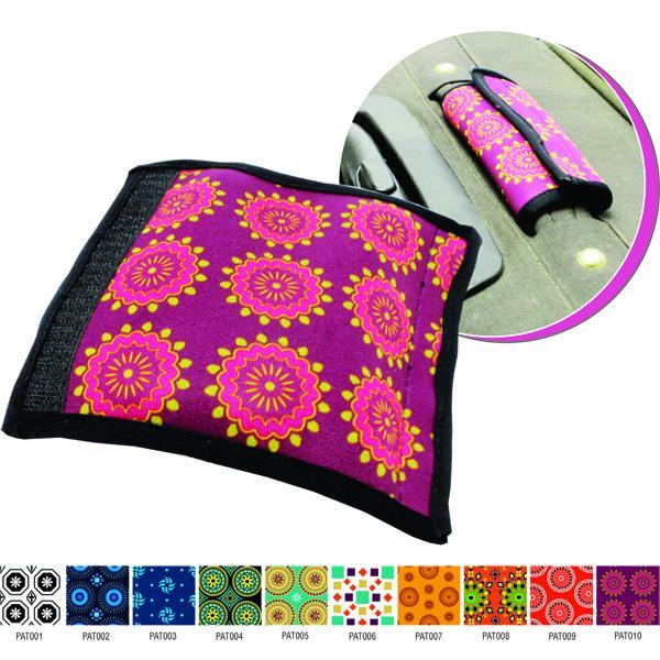 Mosi Luggage Comfort Handle Wrap With Fc Print