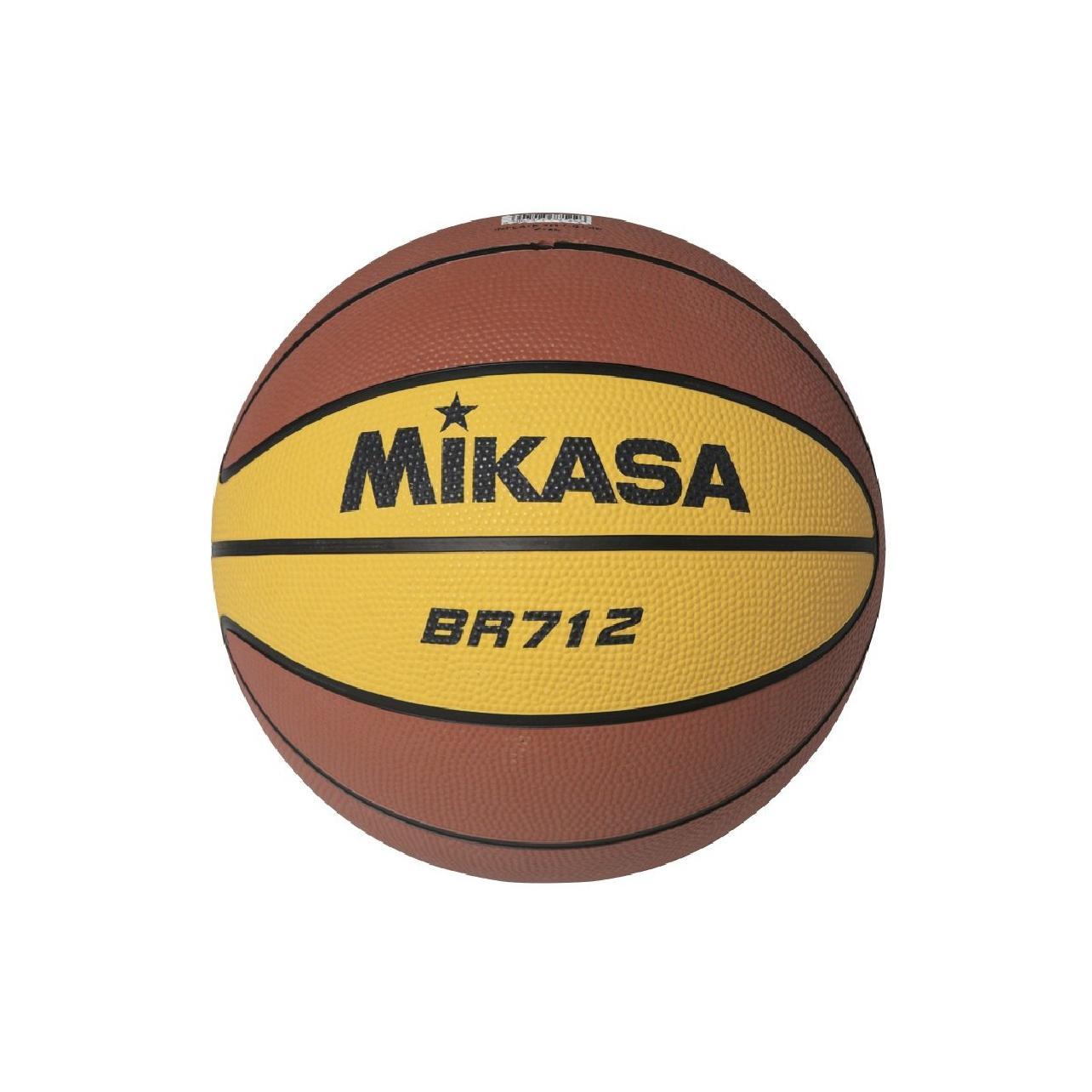 Mikasa Br712 Rubber Basketball