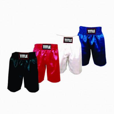 Boxing Trunks (satin)