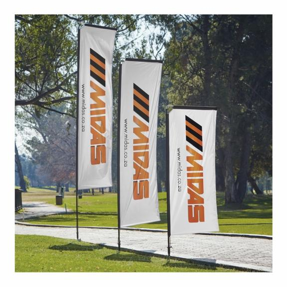 Exposure Telescopic Banner Large (4m)