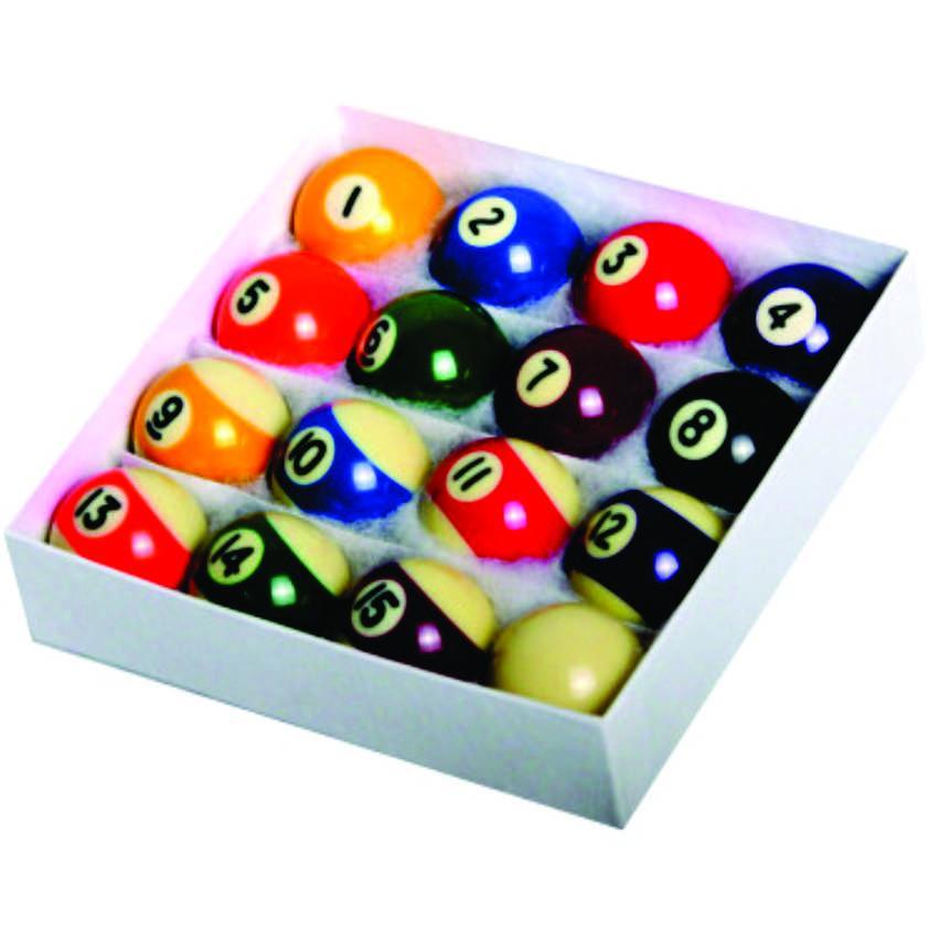 Pool Balls (per Set)