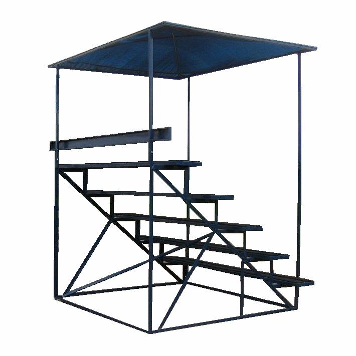 Official Stand - 1m (5 Tier With Roof)