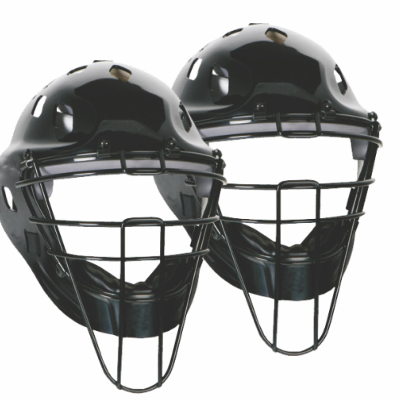 Catchers Helmet With Facemask